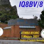 Attività in portatile IQ8BV/8 Teatro al Castello di Roccella, op. IZ8PPJ