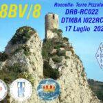 Attivazione DTMBA a Roccella 17 Luglio 2021 op. IK8YFU, IZ8PPJ & IU8GUK